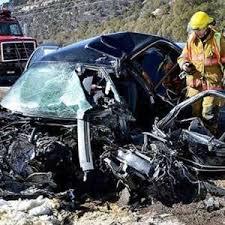 Car Wreck Head On