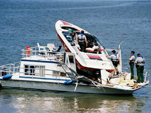 Tennessee Boat Accident Injury
