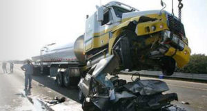 18 Wheeler Accidents - Injury Attorney   Mike Pence